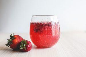 Michigan Berry Bramble Cocktail