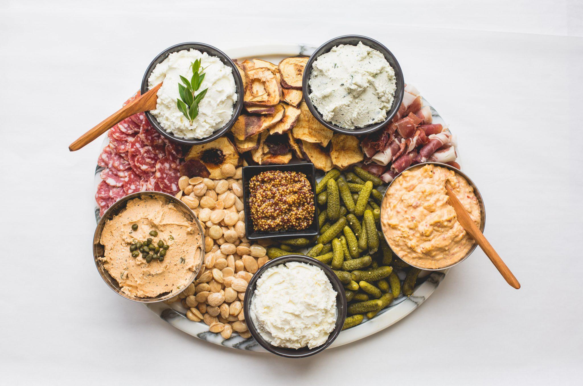 Creamery Spreads Cheese Platter Zingerman S Creamery